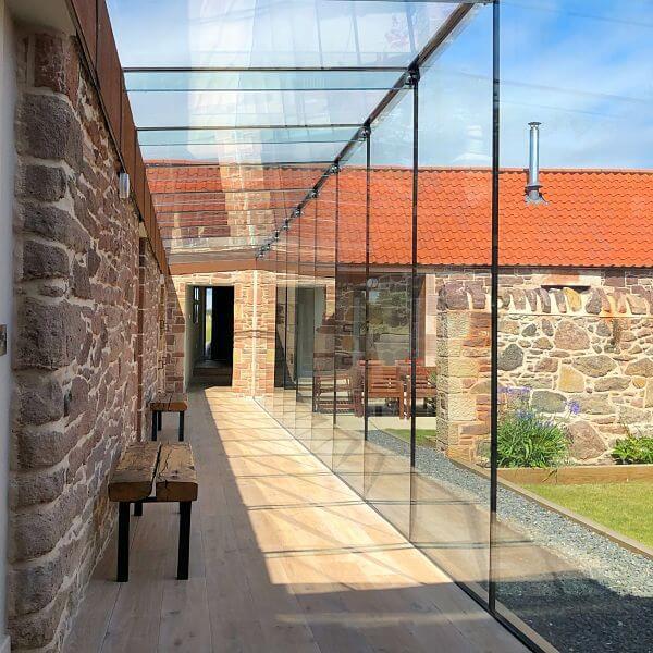 The Luxury Scottish Staycation – Williamstone Farm Steadings