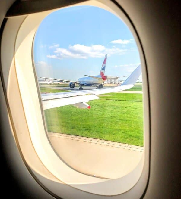 How to reduce your carbon footprint- air travel