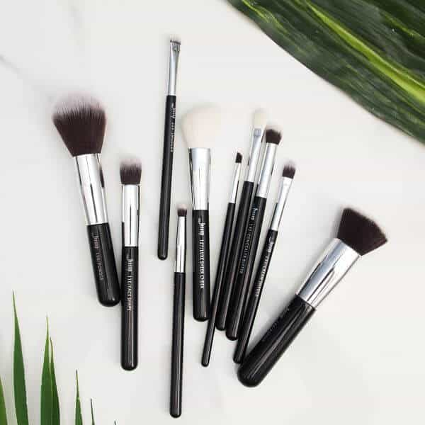 vegan makeup brushes