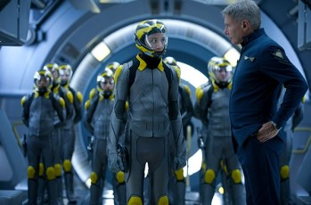 Ender's Game- Introduction to the Battle Room
