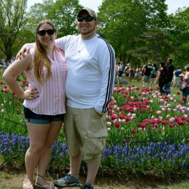 Us at Tulip Festival 2015!