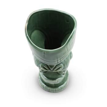 Kane Tiki God Ceramic Cocktail Mug (650 ml) Fifth & Vermouth Wide Mouth