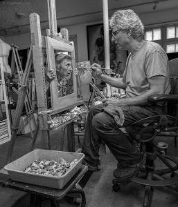 Tony Luciani artist photographer