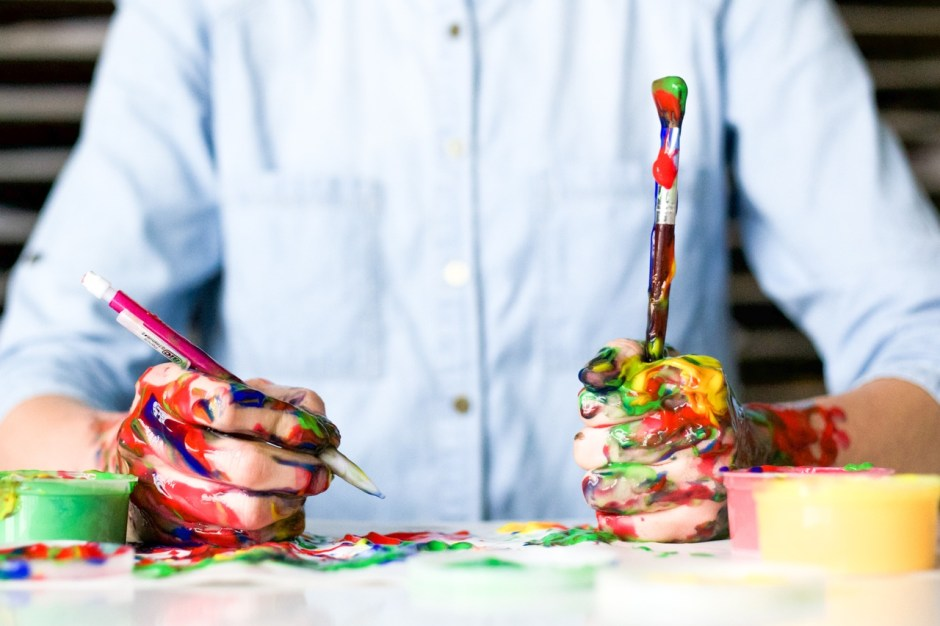 Nourish your creativity