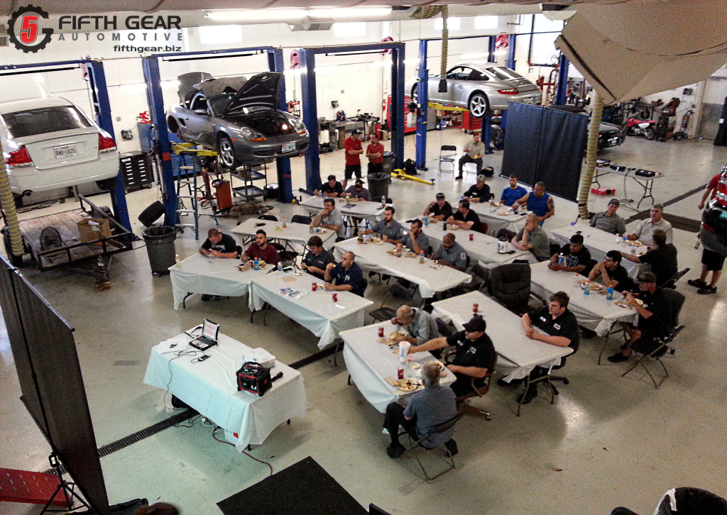 Fifth Gear Hosts Snap On Tools Techknow Auto Diagnostics
