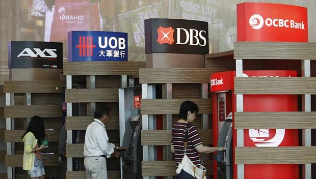 singapore-banks