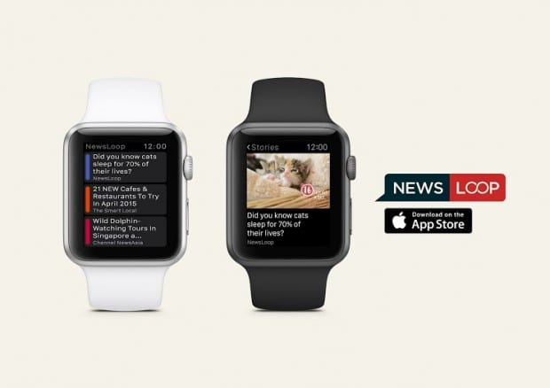 NewsLoop Apple Watch