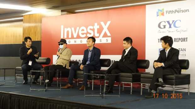AK71 - Panel - InvestX Congress 2015