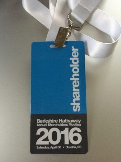Berkshire meeting tag