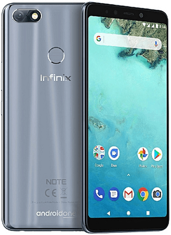 INFINIX NOTE 5 WITH ANDROID ONE STILL ON PIE BETA 5 MONTHS ON