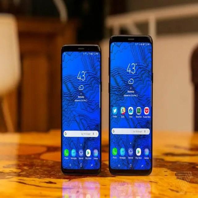 Samsung Galaxy 9, 9+