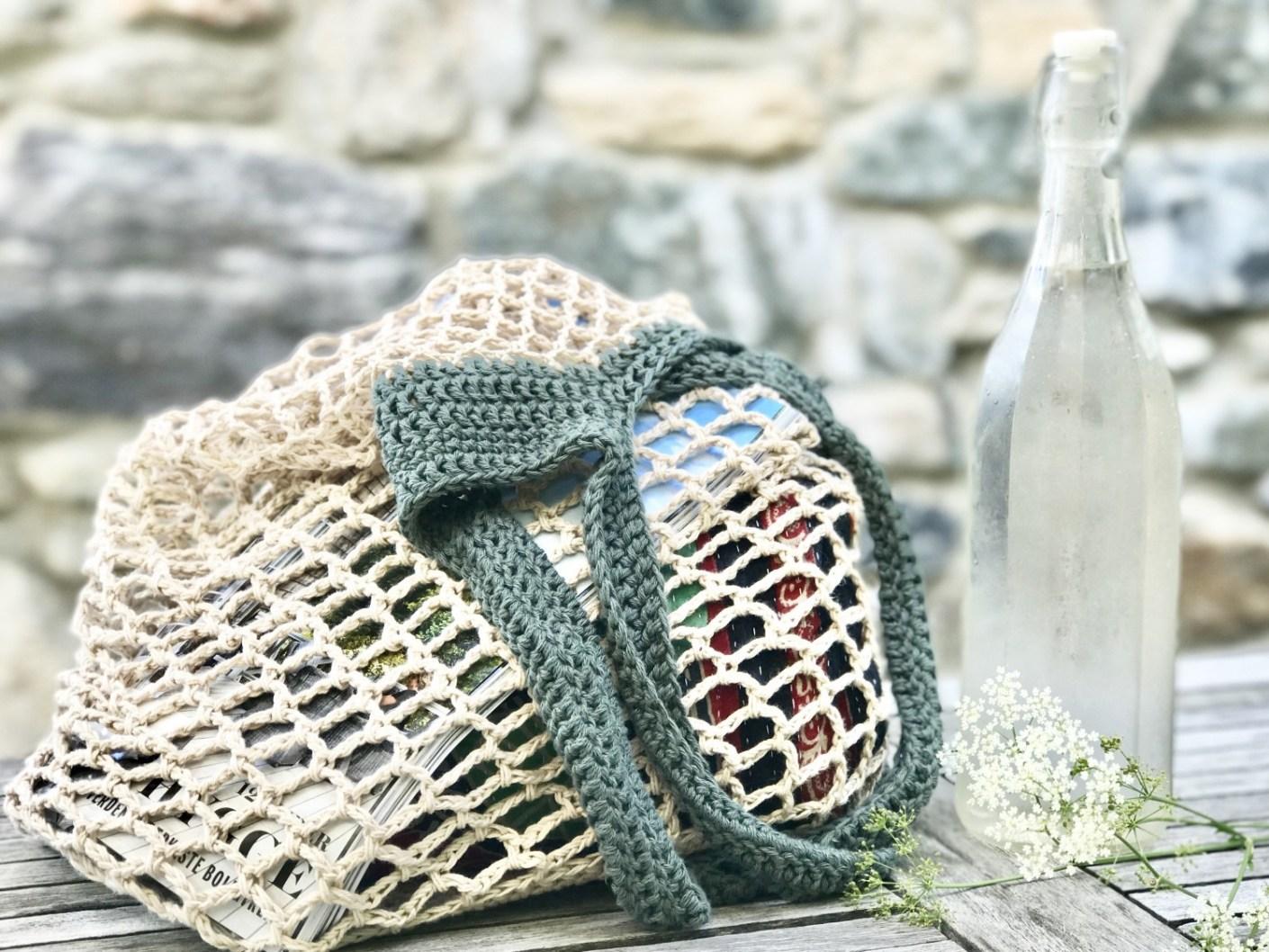 hæklet net