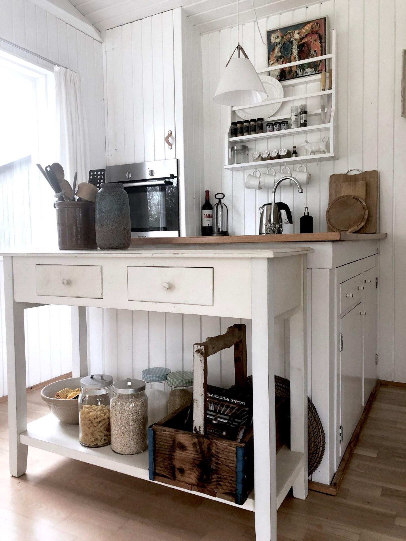 sommerhus køkken