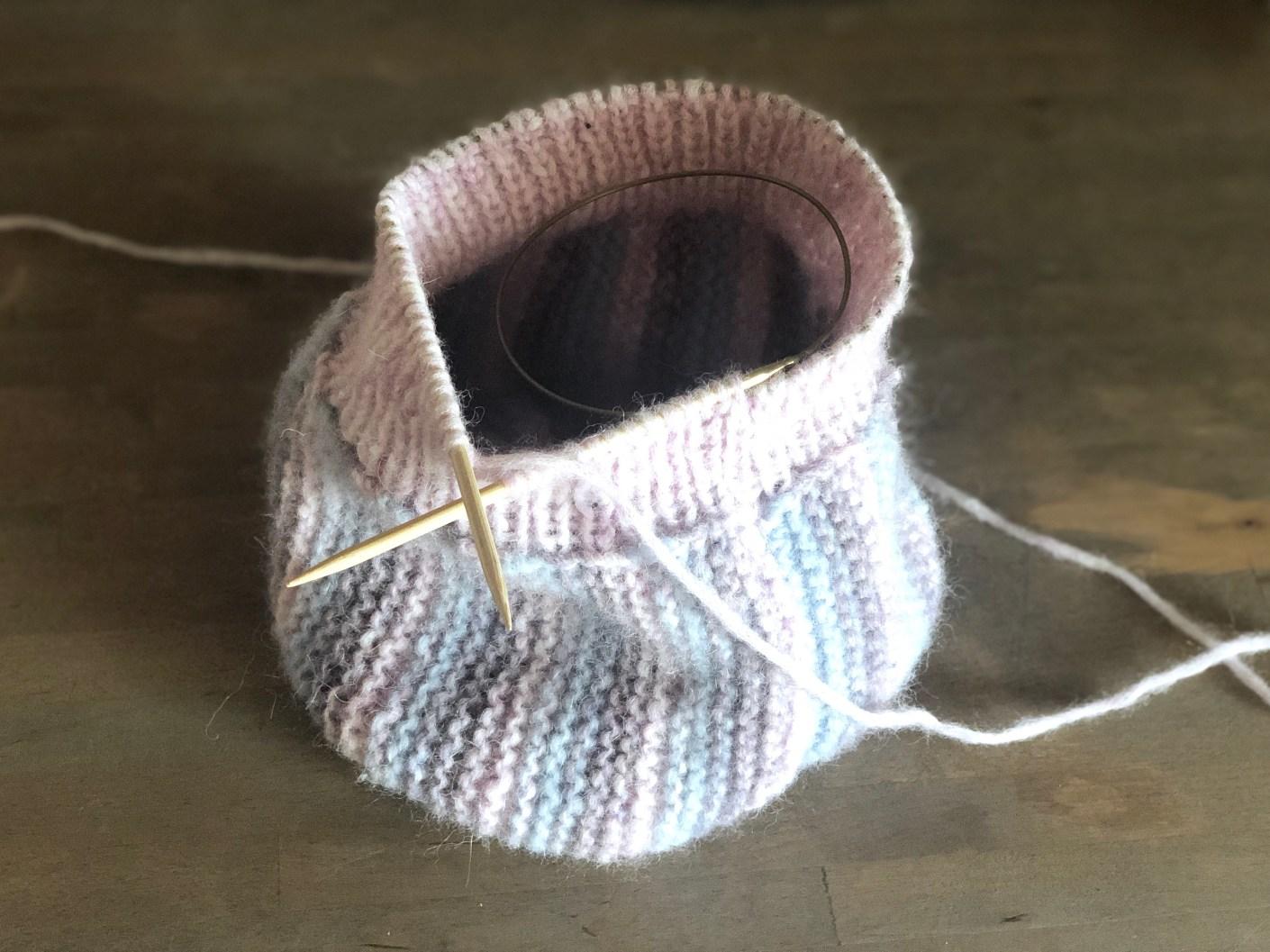 strikkeskole for børn