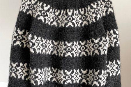 straumur sweater