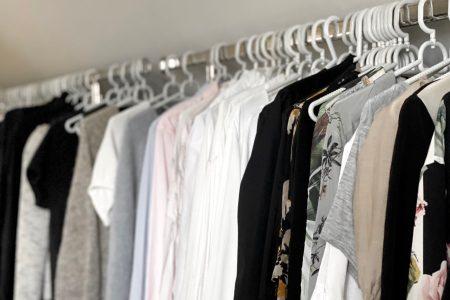 kompakt garderobe