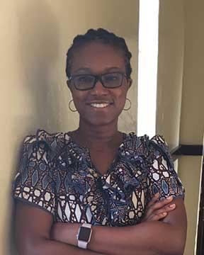 Executive Secretary - Dr. Fredline M'Cormack-Hale