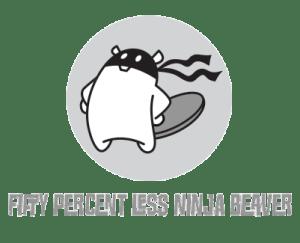 Fifty Percent Less Ninja Beaver