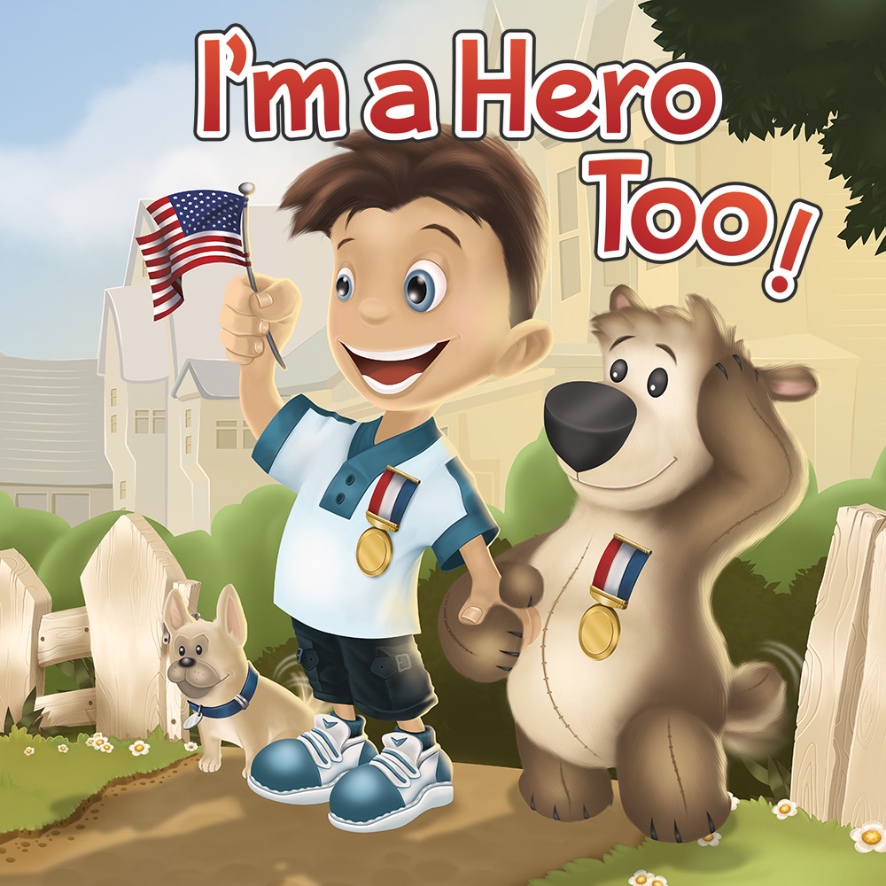 I'm a Hero Too front cover image