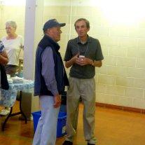 Harold McMullen and Tony Dunbar