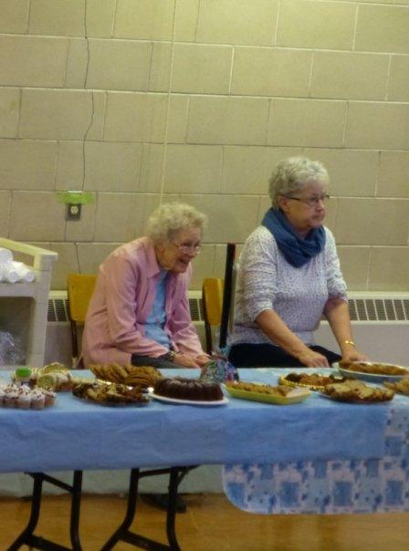 The Refreshing Doris and Doreen