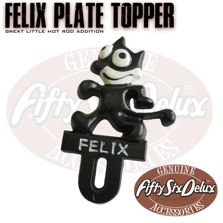 Felix Plate Topper
