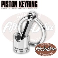 Piston Keyring