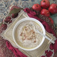 Halim 'e Gandom | Persian Wheat Porridge