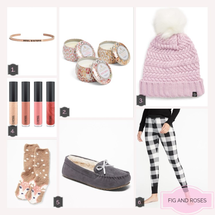 Holiday Gift Guide - for her under $30