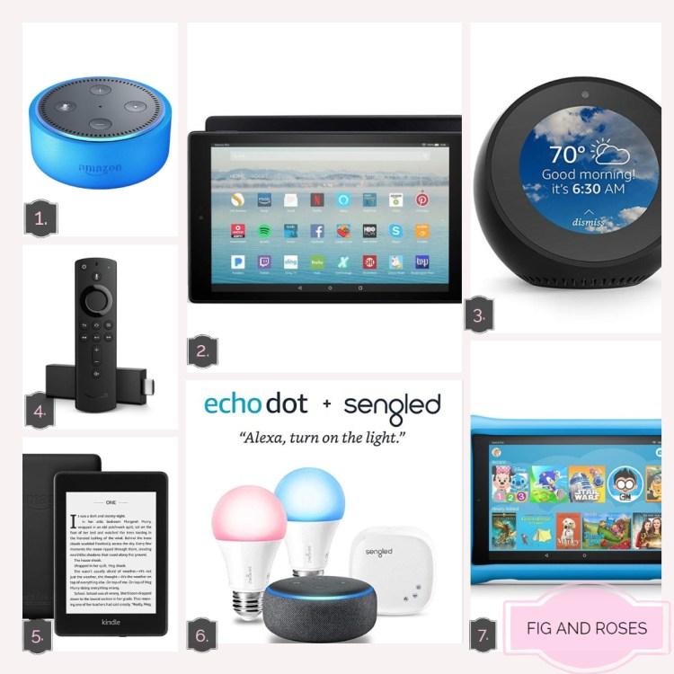 Holiday Gift Guide - tech