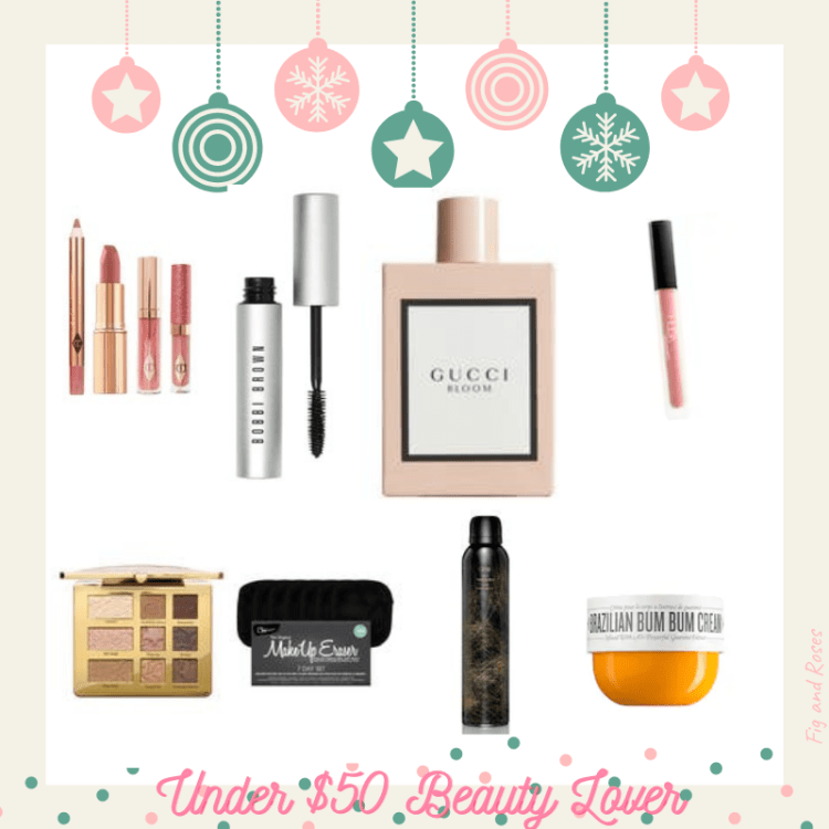 Under $50 Beauty Lover