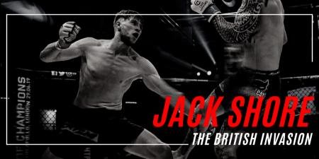 Jack Shore UFC London