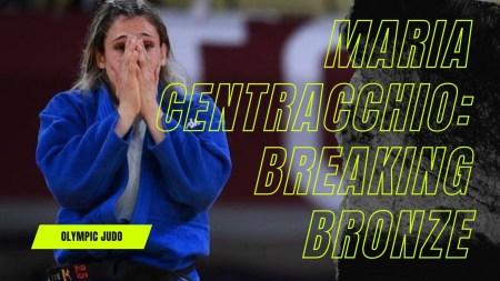 Maria Centracchio: Breaking Bronze