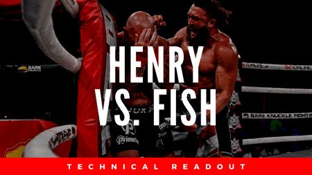 Bare knuckle boxing analysis