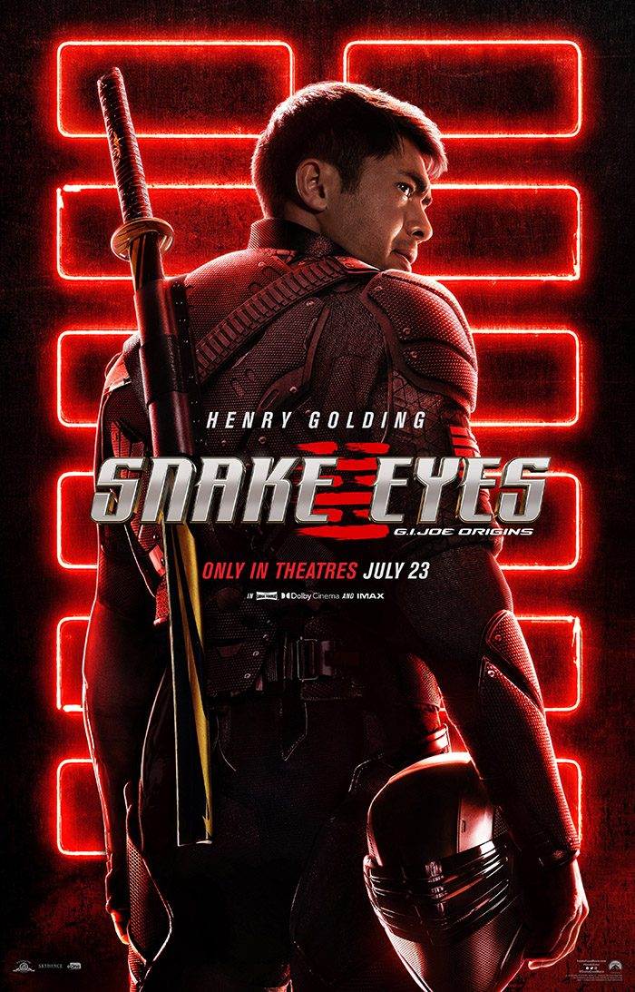 snake eyes movie review