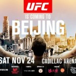 UFC Beijin: Just In, Official Weigh-In Results
