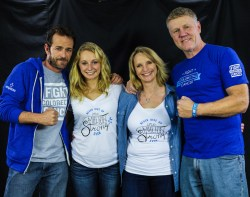 Celebrities Fighting Colorectal Cancer Fight Crc