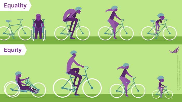 Equity Bicycle Graphic_Green