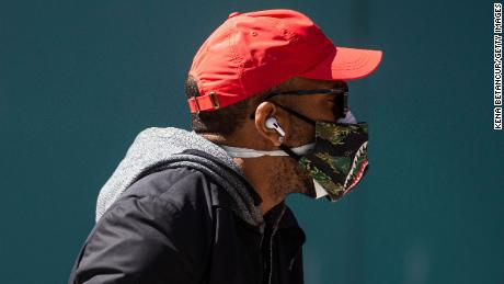 Check your fit on that double mask if you want it to work against Covid, study says