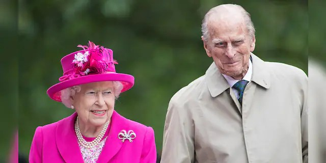 Prince Philip's funeral will be held on Saturday.