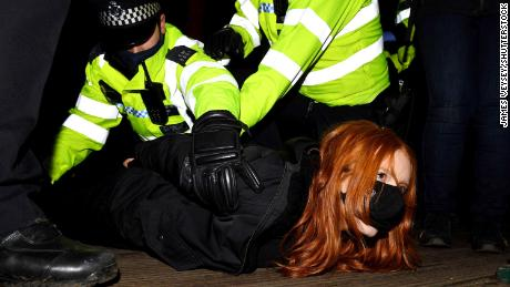 With UK police under fire, Boris Johnson pushes new bill that could end peaceful protests