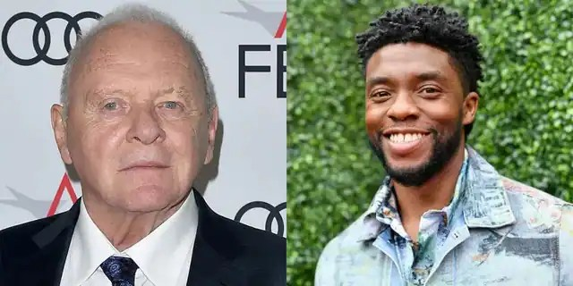 In the biggest surprise of a socially distanced Oscar ceremony held during the pandemic, best actor went to Anthony Hopkins for his performance in the dementia drama 'The Father.' The award had been widely expected to go to Chadwick Boseman for his final performance in 'Ma Rainey's Black Bottom.'