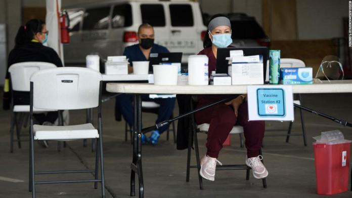 US has the opportunity to overcome the Covid-19 pandemic but a major challenge lies ahead, expert says