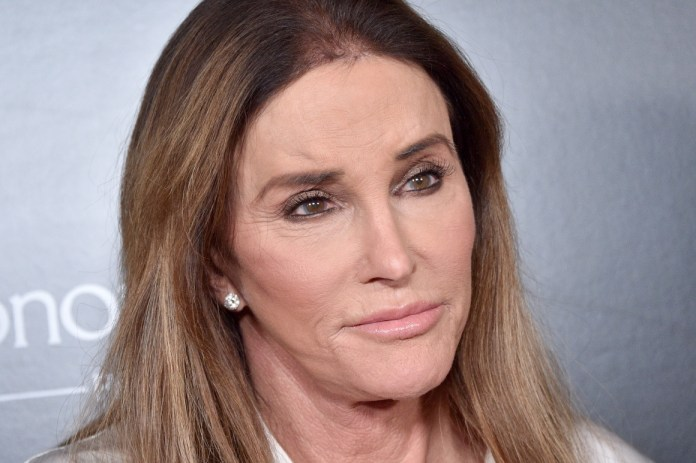 Caitlyn Jenner attends the 60th Anniversary party for the Monte-Carlo TV Festival at Sunset Tower Hotel in West Hollywood, Calif.
