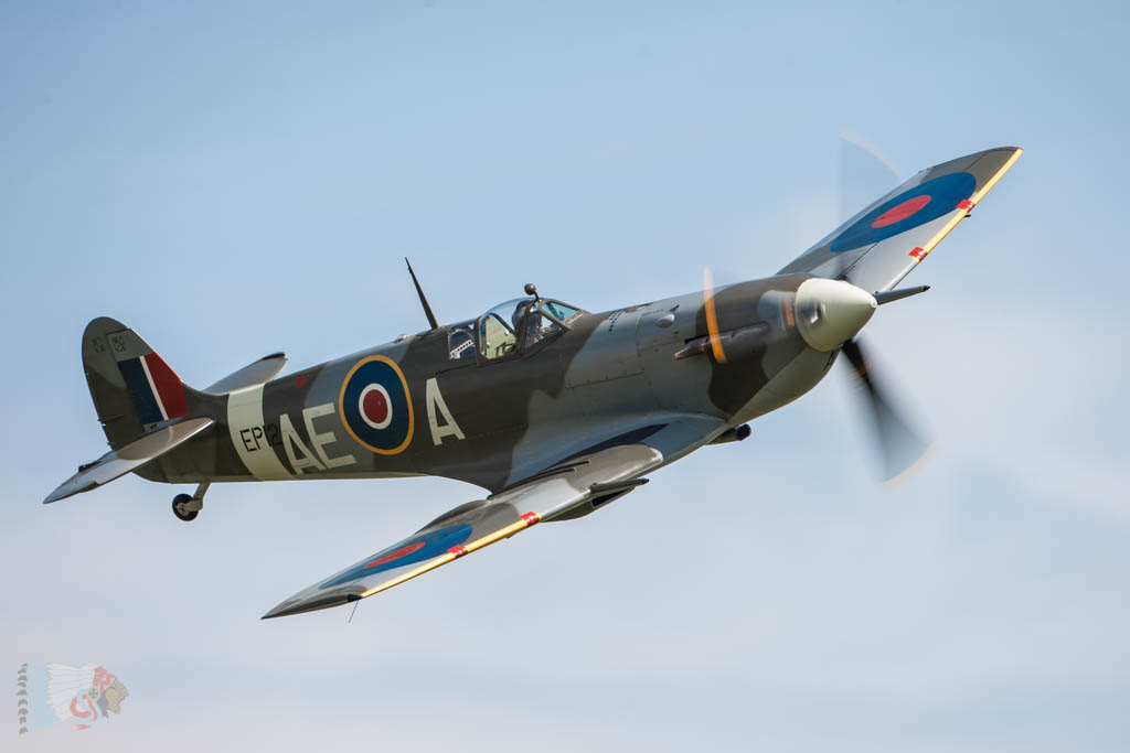 spitfire ep120 the fighter collection