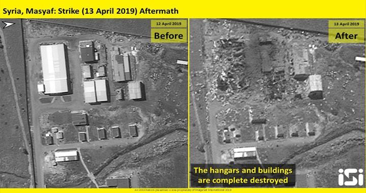 L'armée de l'air israélienne a utilisé avec succès de nouveaux missiles supersoniques Rampage lors de frappes aériennes en Syrie