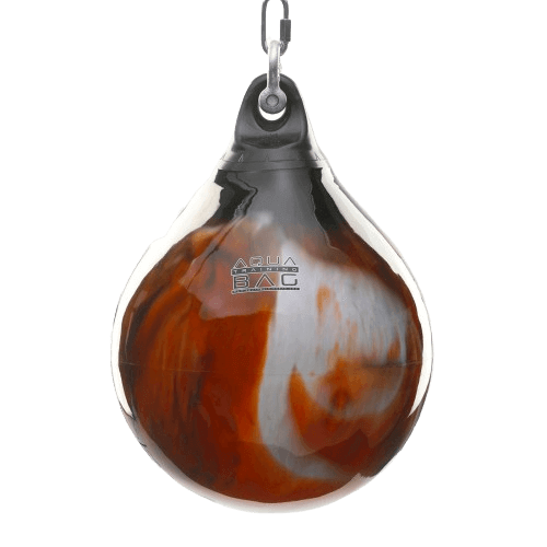 18 Inch Aqua Punching Bag - Fireball Orange