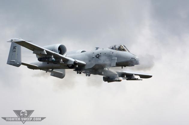USAF: A-10 Divestiture Begins In 2018