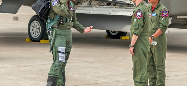 The Culture of the Fighter Pilot: Brotherhood
