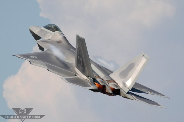 USAF: F-22 Production Will Not Be Restarted
